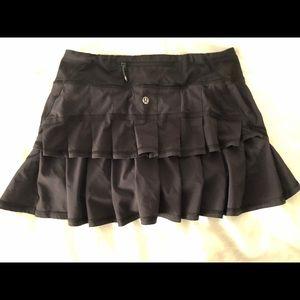 Lulu Lemon Athletica Skirt